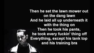 Eminem - Insane lyrics [HD]