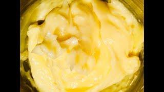 Cách làm sốt dầu trứng thơm ngon béo ngậy nhưng không bị chảy - - Bếp Nhà Nội