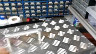 Homemade Aluminium Tool Box / Tool Chest