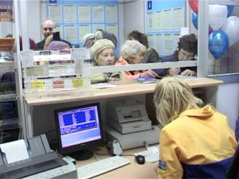Открытие почтового отделения пос Сертолово - УФПС Санкт-Петербурга и Ленинградской области