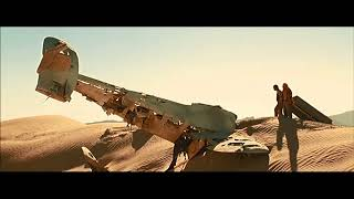 """SAHARA (2005) Scene: """"I don't think we can fix this...""""/Desert Surfing."""