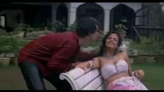 Rahul Roy And Sheeba Wild Love Making Scene - Pyaar Ka Saaya - Bollywood Bedroom Scene