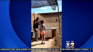 Officials: 9-Year-Old Girl Accidentally Kills Ariz. Gun Instructor With Uzi