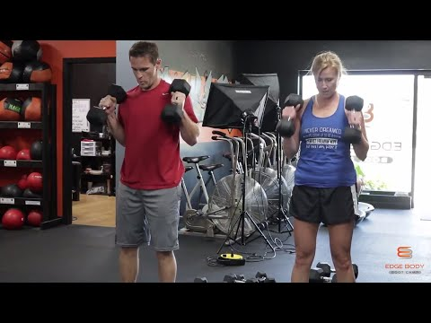 Edge Body Boot Camp Omaha Members Spotlight - Matt & Sarah Bowes