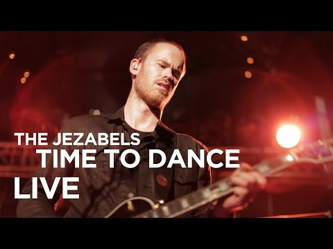 Front Row Boston | The Jezabels - Time To Dance (Live)