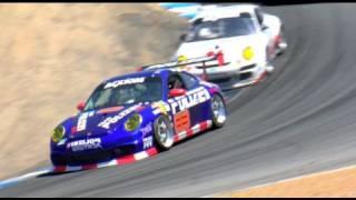 Team Polizei Racing at Laguna Seca