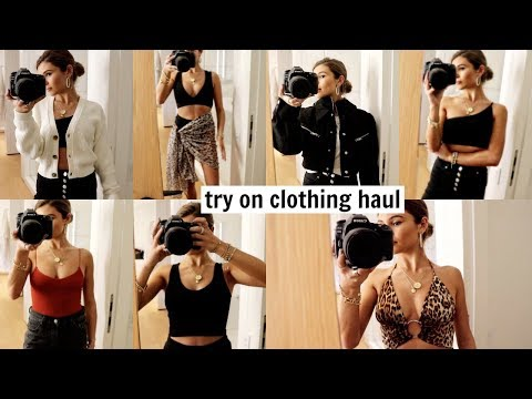 new season, new clothes (try on haul!) l Olivia Jade
