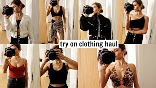 new season, new clothes (try on haul!) l Olivia Jade