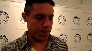 Theo Rossi aka Juice Sons of Anarchy Paleyfest 2012