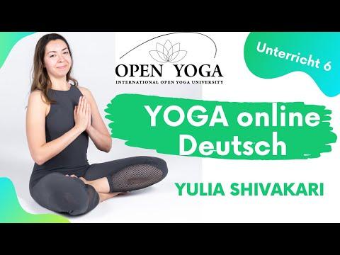 Hatha Yoga Shivakari Kösching 16.12.2019