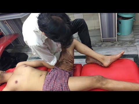 ASMR Deep Tissue Full Body Massage By Shamshed Alam (Saurabh) Part-1