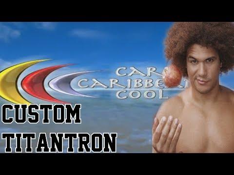 Carlito Caribbean Cool Entrance Video (Custom)