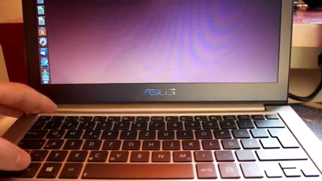 Asus UX32LA Ubuntu 14 04 and SanDisk SSD