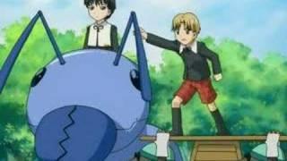 Hotaru is Just the Girl Ruka
