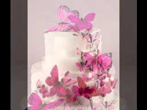 Creative Butterfly Cake Decor Ideas Youtube