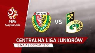 CLJ: Śląsk Wrocław - GKS Bełchatów