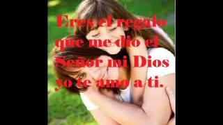Canción Cristiana:Para ti mamá,Eres el amor de mi corazón (letra)