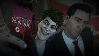 Telltale's Batman: The Enemy Within Episode 2 Trailer