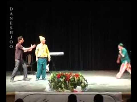 Reza Nazari va Bachehaye Bandar e Anzali dar ARTIST