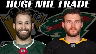 HUGE NHL Trade - Zucker traded to Penguins