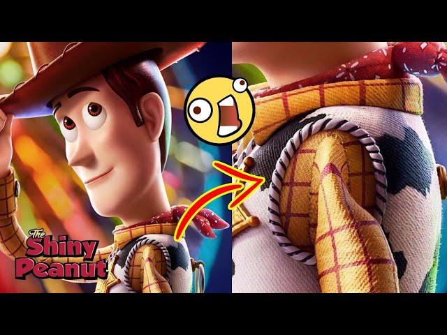 Ternyata Sampe Sedetail Ini Grafik Pada Film Toy Story yang Bikin Penonton Melongo