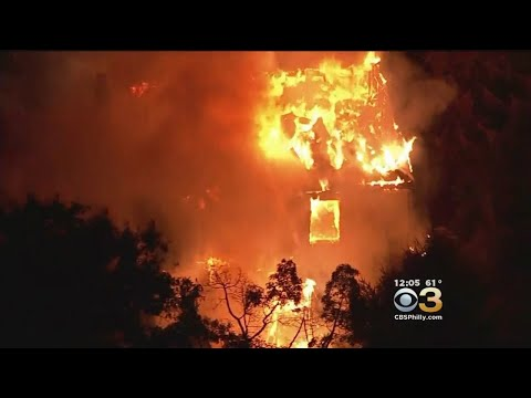 Deadly House Fire In Burlington County Remains Under Investigation