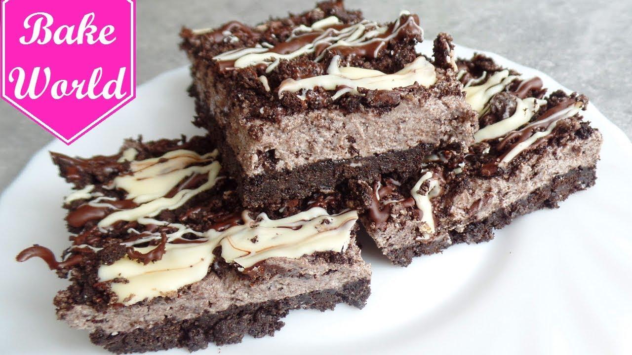 Oreo Kuchen Cake Ohne Backen Selber Machen Youtube