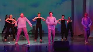 Смотреть видео Театр танца Александры Токаревой онлайн
