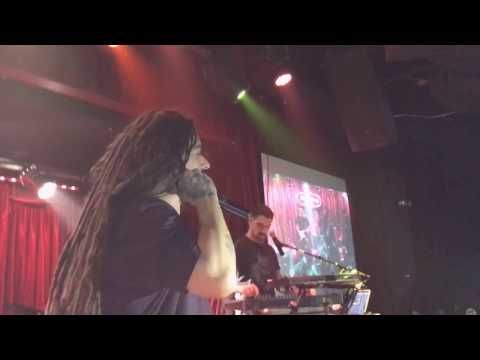 DREAD MAR I – Tu Sin Mi /NYC On Live