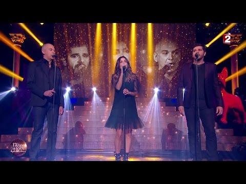 Jenifer, Laurent Bruschini et Patrick Fiori chantent