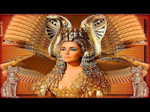 Клеопатра, Цезарь. Римская и Египетская Империя Иcторические Фильмы Художественные