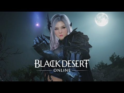 Black Desert Online RTX 2070 8GB ASUS SCAR II GL504GW Remastered Settings!