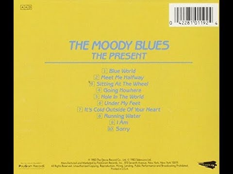 The Moody Blues: 'The Present'; Full CD Album Uploaded in 1080p HD