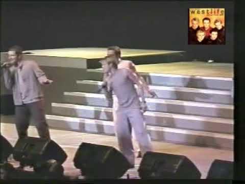 Westlife - Live in Jakarta If I Let You Go 02 of 10