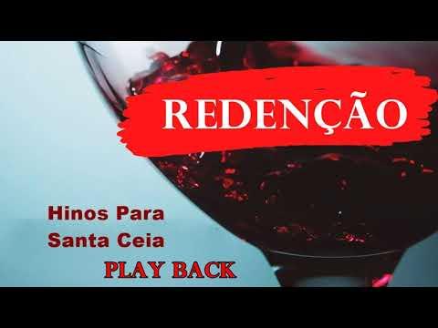 Redencao Fernanda Brum Play Back Hinos Para Santa Ceia Youtube