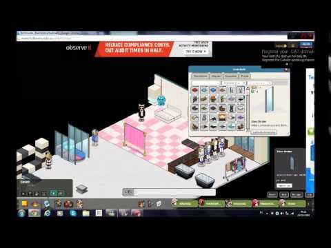 Como hacer una casa grande en habbo youtube for Como hacer una casa en habbo