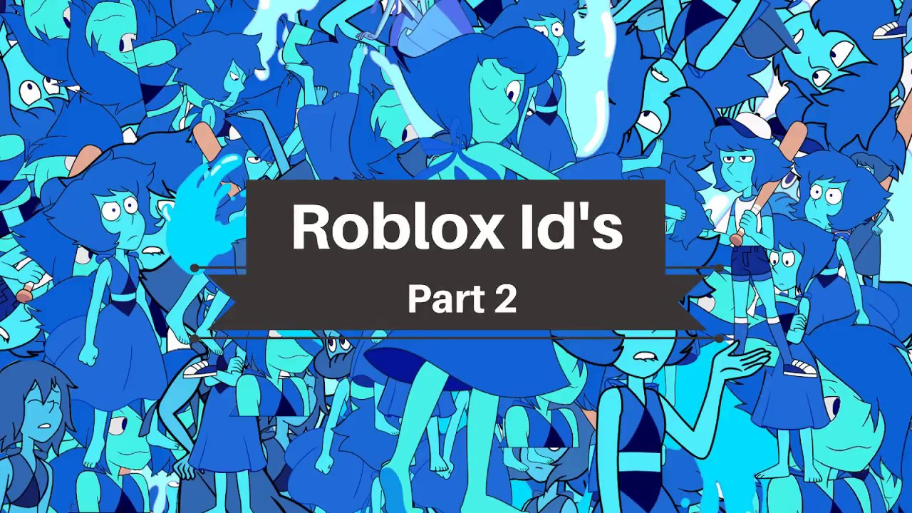 5 Roblox Cool Id S By Prexxious