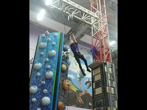 360° Leap of Faith catch