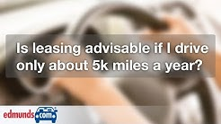 Low-Mileage Car Leasing | Car Leasing
