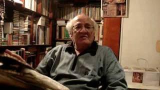 001  الروائي خيري شلبي يتحدث عن الكتابة