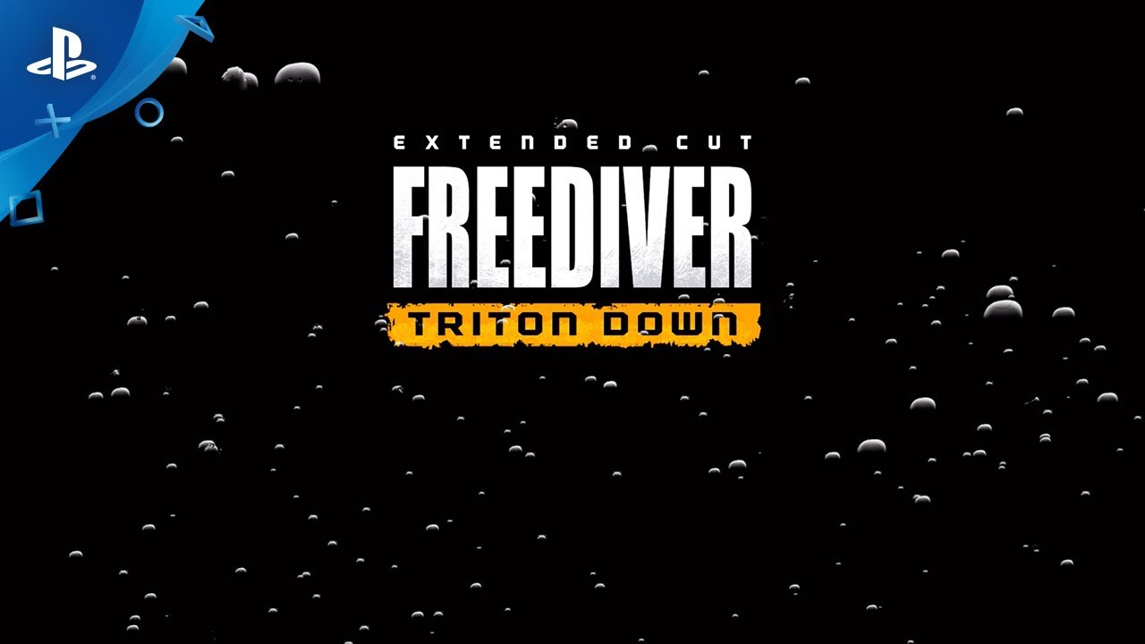 Freediver: Triton Down - Launch Trailer | PS VR