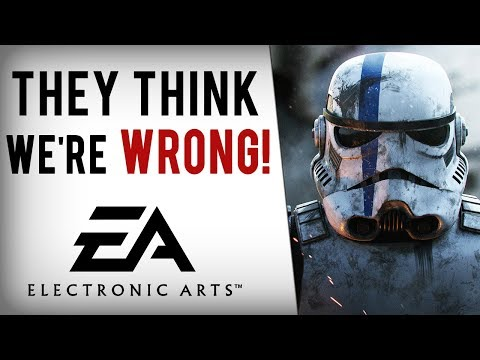 Wall Street Still Loves EA and Microtransactions Following Battlefront 2 Mess...