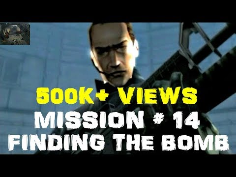 PROJECT IGI : MISSION # 14 *FINDING THE BOMB*