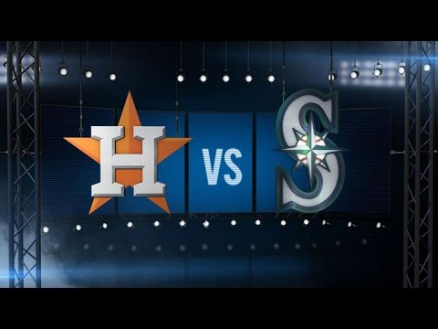 4/21/15: Astros rally for five in 8th in 6-3 win