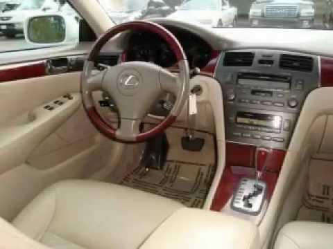 Preowned 2002 Lexus ES300 Kirkland WA - YouTube