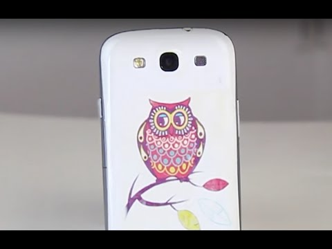 DIY Cell Phone Case / TUTORIAL