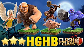TH9 HGHB (Healer + Giant + Hog Rider + Bowler) War Attack Strategy | Part 15 | Clash of Clans