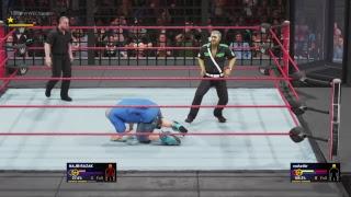 Mahathir VS anwar VS najib VS mat sabu VS syed saddiq VS ahmad maslan_MALAYSIA CHAMPIONSHIP(WWE2K19)