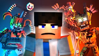 Download Mp3 Disconnected Full Movie FNAF SL Animated Minecraft Music