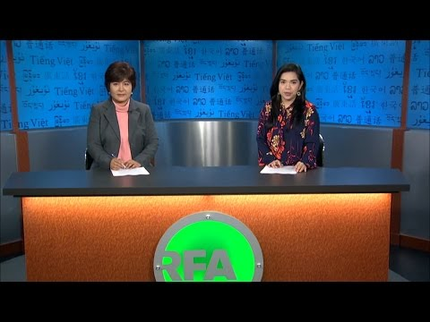RFA Burmese TV January 23, 2017